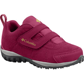 Columbia Venture Shoes Children Haute Pink/Napa Green